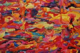 Ilo, akvarelli 2017, 65x105, 1 200E